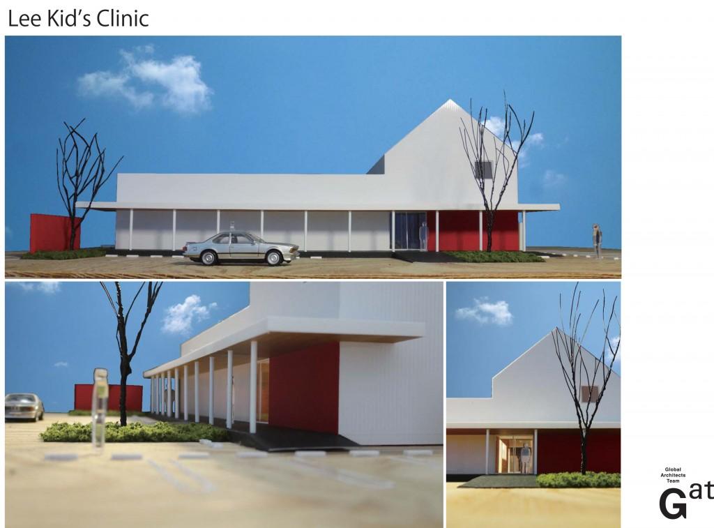 Lee Child Clinic.ai